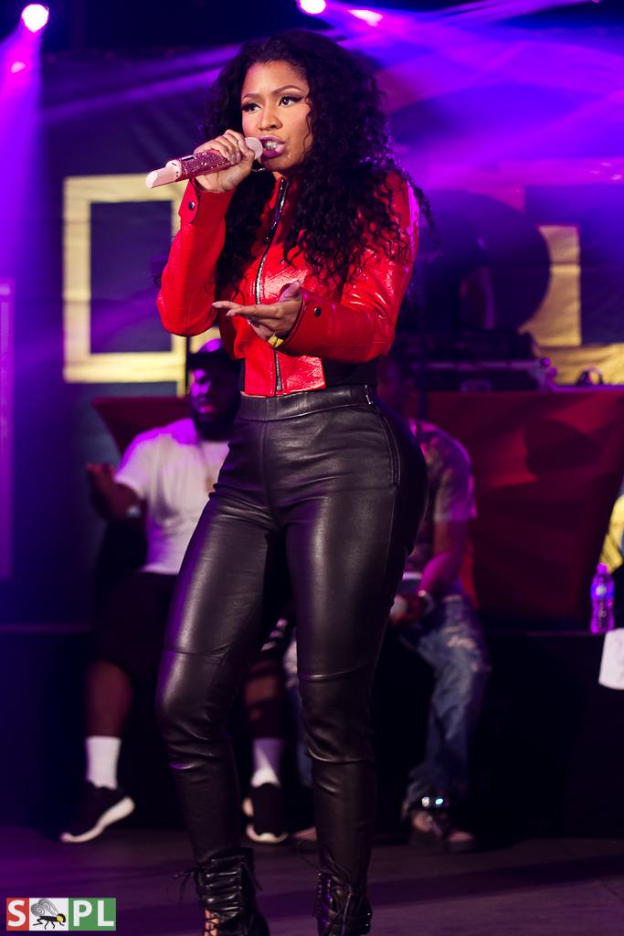 Nicki Minaj Summerjam 2015