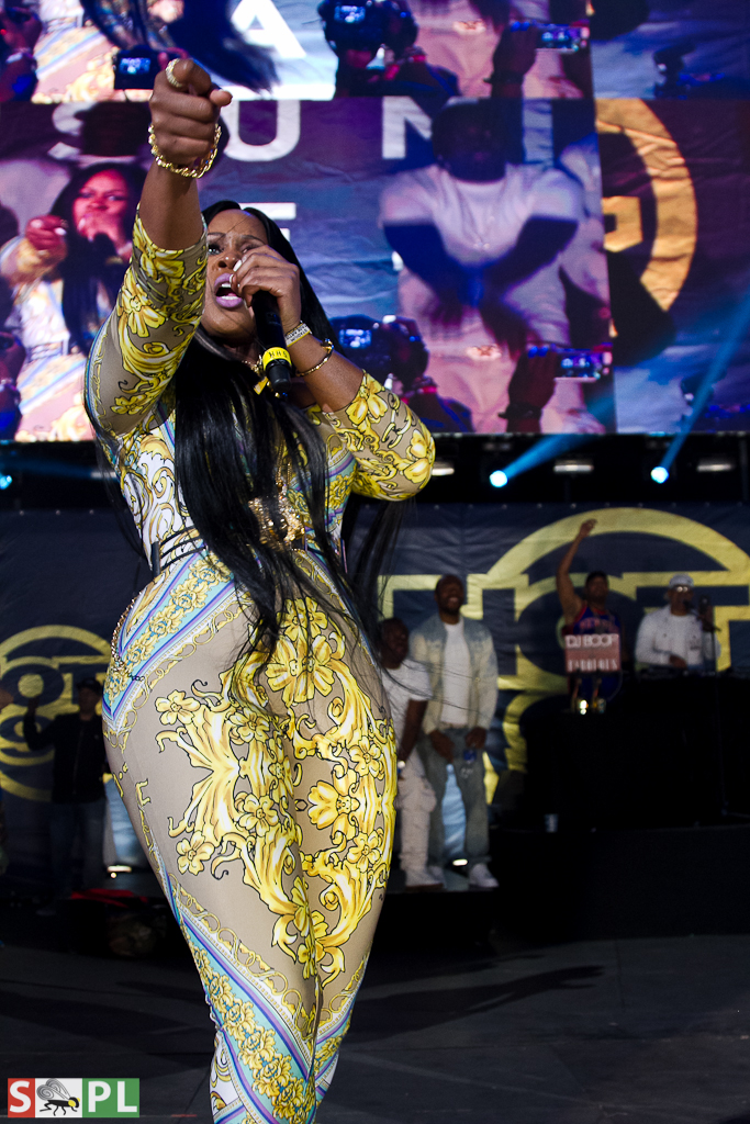 Remy Ma Summer Jam 2015
