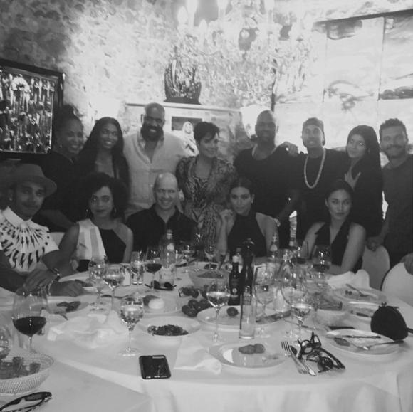 """Cannes Clique"" by Kim Kardashian (Instagram)"