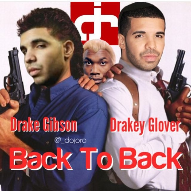 """Meek Mill Gets Roasted AGAIN On The Internet After Drake Disses Him Again On """"Back To Back"""" Freestyle!"""