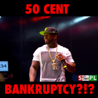 50 cent files bankruptcy
