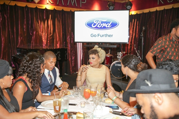 andra day at ford dinner