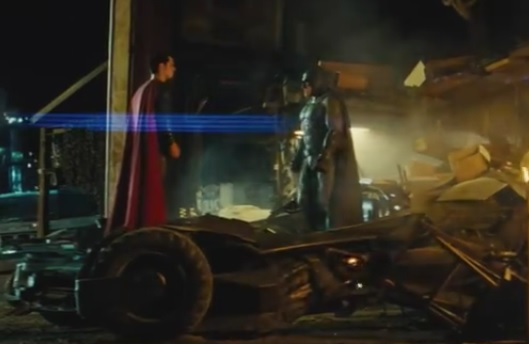 Batman v Superman: Dawn of Justice San Diego Comic Con Trailer