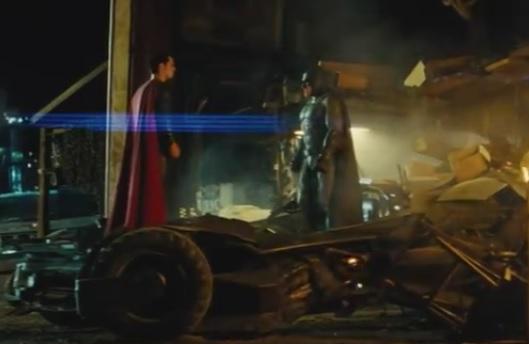 Batman v Superman: Dawn of Justice San Diego Comic Con Trailer