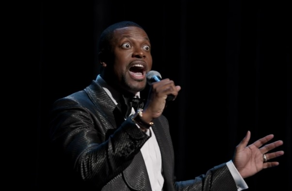 Chris Tucker Comedy Special on Netflix