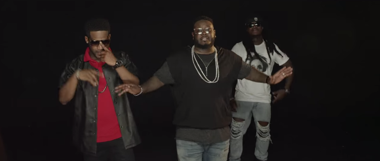 t-pain classic man video