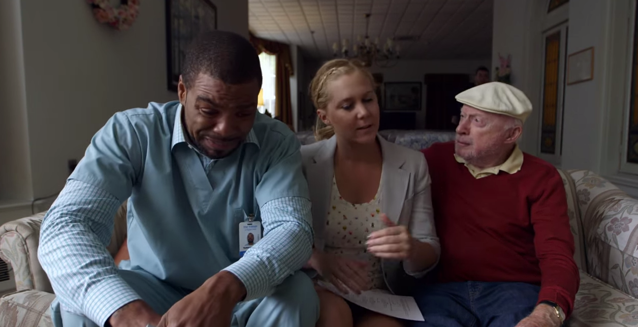 amy schumer and method man