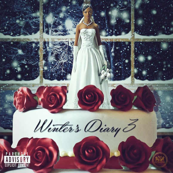 tink winter's diary 3 mixtape cover