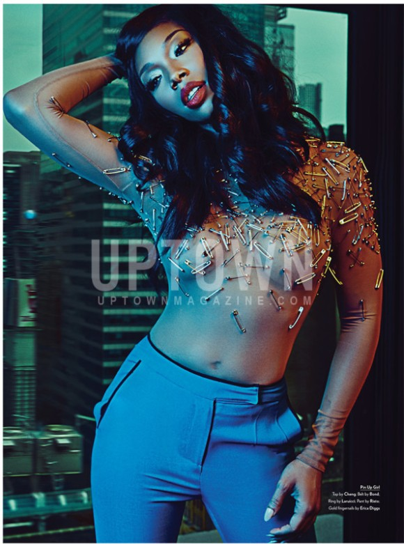 brandy norwood for uptown magazine