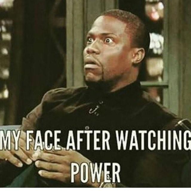 Power Season 2 Finale Memes