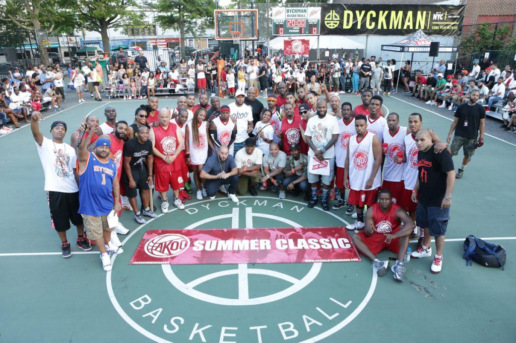 1st Annual AKOO Summer Classic at Dyckman