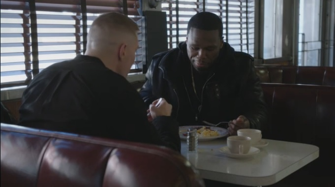 Tommy and Kanan Power Season 2, Episode 8