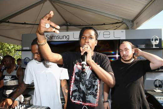asap rock for samsung