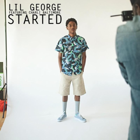 lil george started