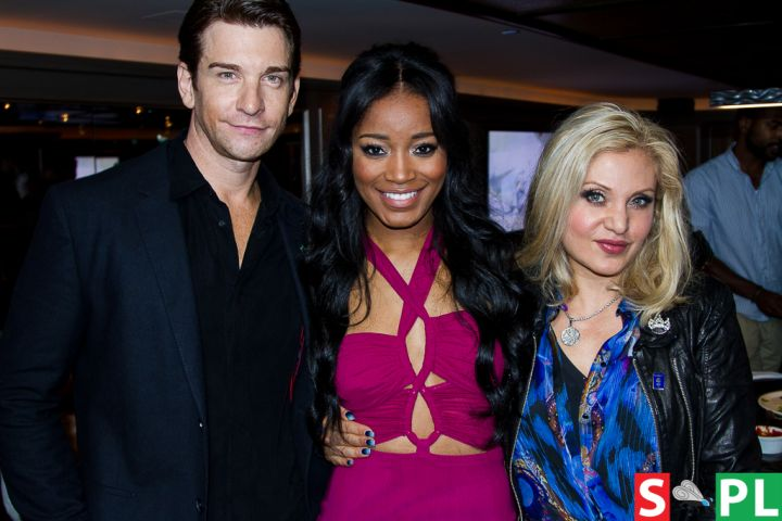 Keke Palmer's Scream Queens Private Viewing Party