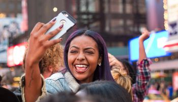 Justine Skye I'm Yours Lyric Video Premiere