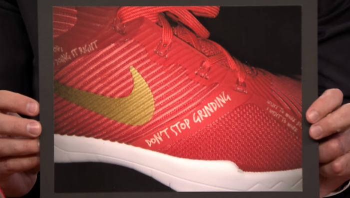 7309c3c50efbe Kevin Hart Announces His Own Cross-Trainer Shoes With Nike!