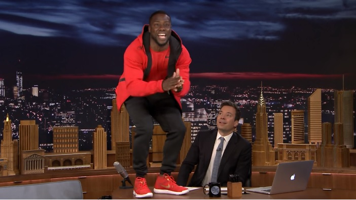 d807aae0fb08 Fly News  Kevin Hart The First Entertainer Actor To Get A Cross-Trainer Shoe  With Nike