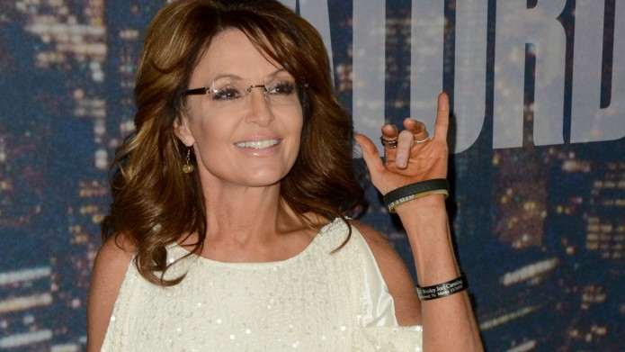 Sarah Palin Blames Obama For Sons Arrest