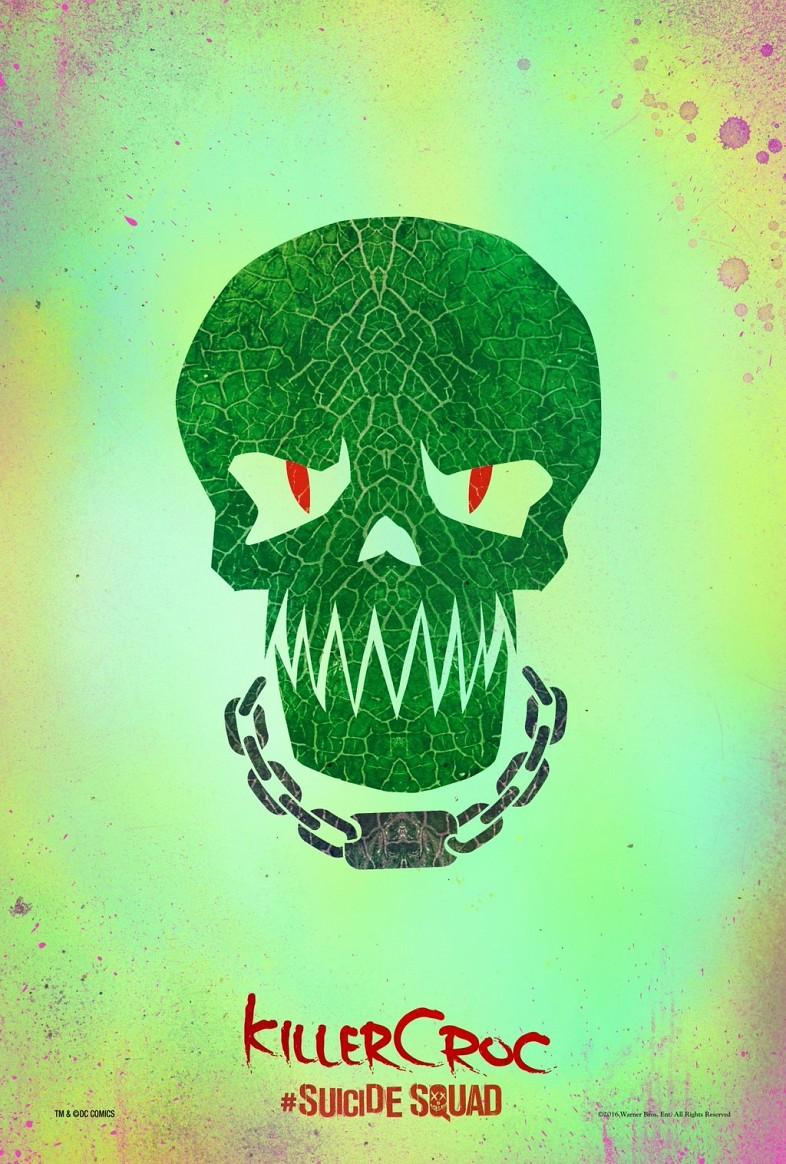 Suicide-Squad-Killer-Croc-poster