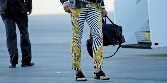 cam-newton-dropped-850-on-a-pair-of-crazy-striped-versace-pants-that-only-a-very-confident-man-would-wear