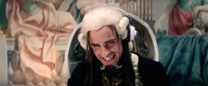 Evil DJ played by Skrillex