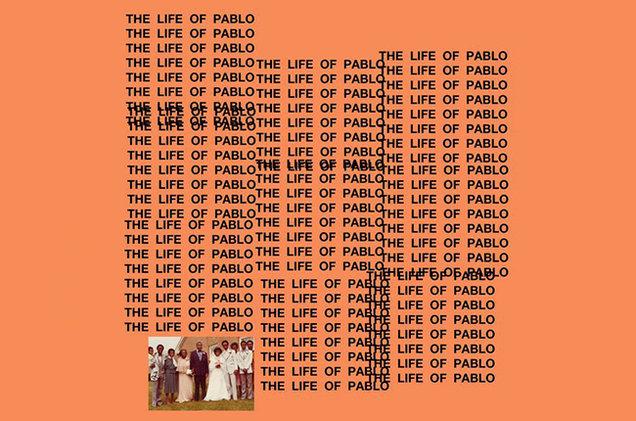 Kanye West Unveils Album Artwork & TrackList Plus Yeezy ...