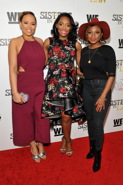 """WE tv Hosts Exclusive Premiere Screening For New Series ""Sisters In Law"""""