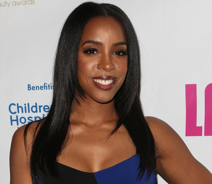 Kelly Rowland Make up Line