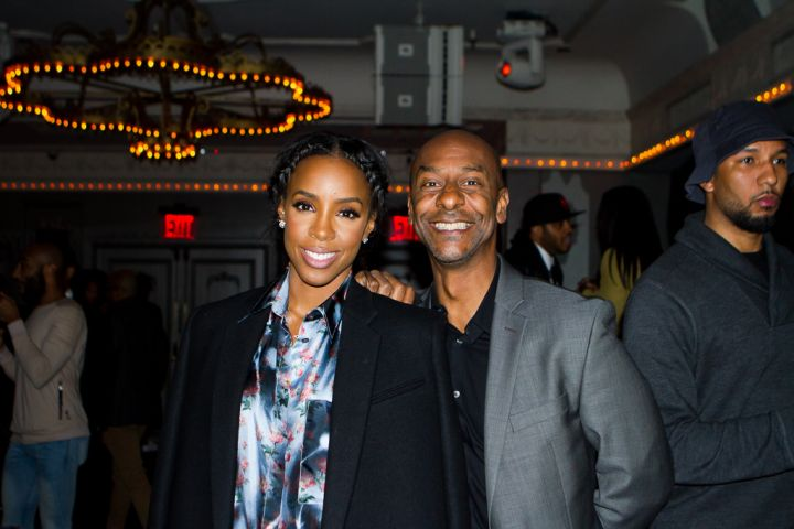 Kelly Rowland and Stephen G Hill