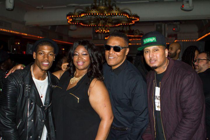 Luvaboy TJ, Frank Gatson Jr. and Gabriel Williams
