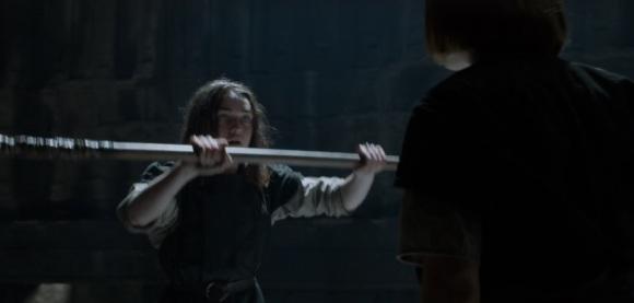 Arya Stark Game of Thrones Season 6 Episode 3