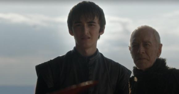 Bran Stark Game of Thrones Season 6 Episode 3