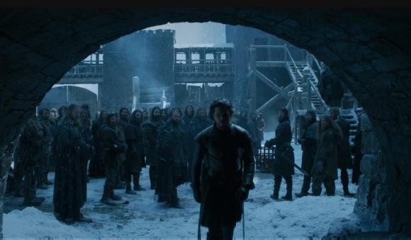 Jon Snow Season 6 Episode 3
