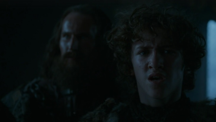 Rickon Stark Game of Thrones Season 6 Episode 3