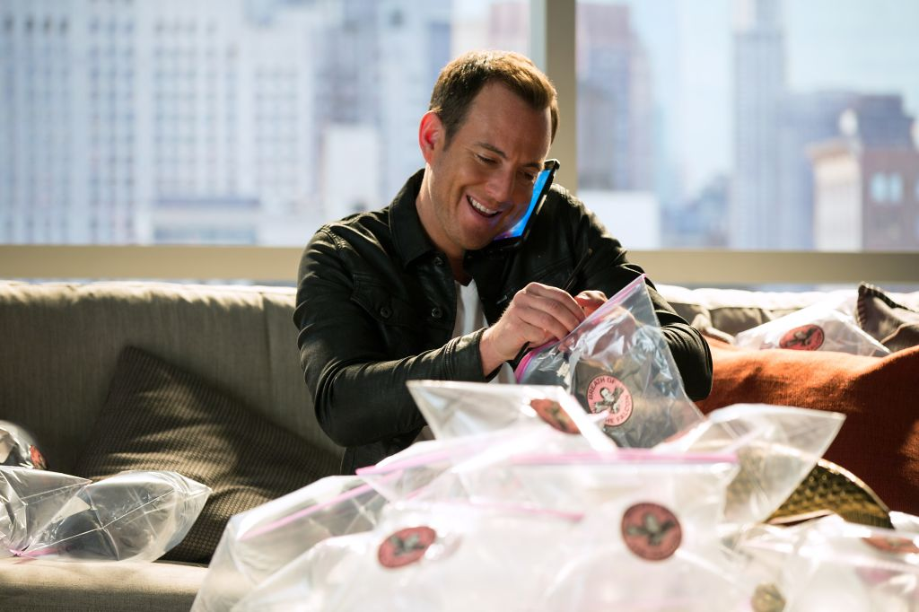 Will Arnett as Vernon Fenwick in Teenage Mutant Ninja Turtles: Out of the Shadows from Paramount Pictures, Nickelodeon Movies and Platinum Dunes