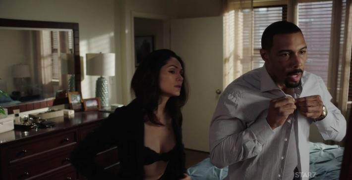 Angela and James Power Season 3