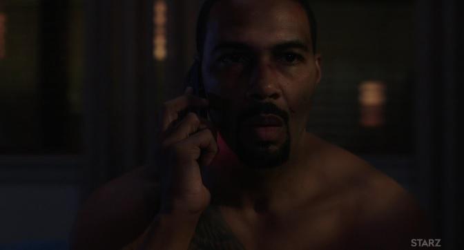 Ghost calls Tommy Power Season 3