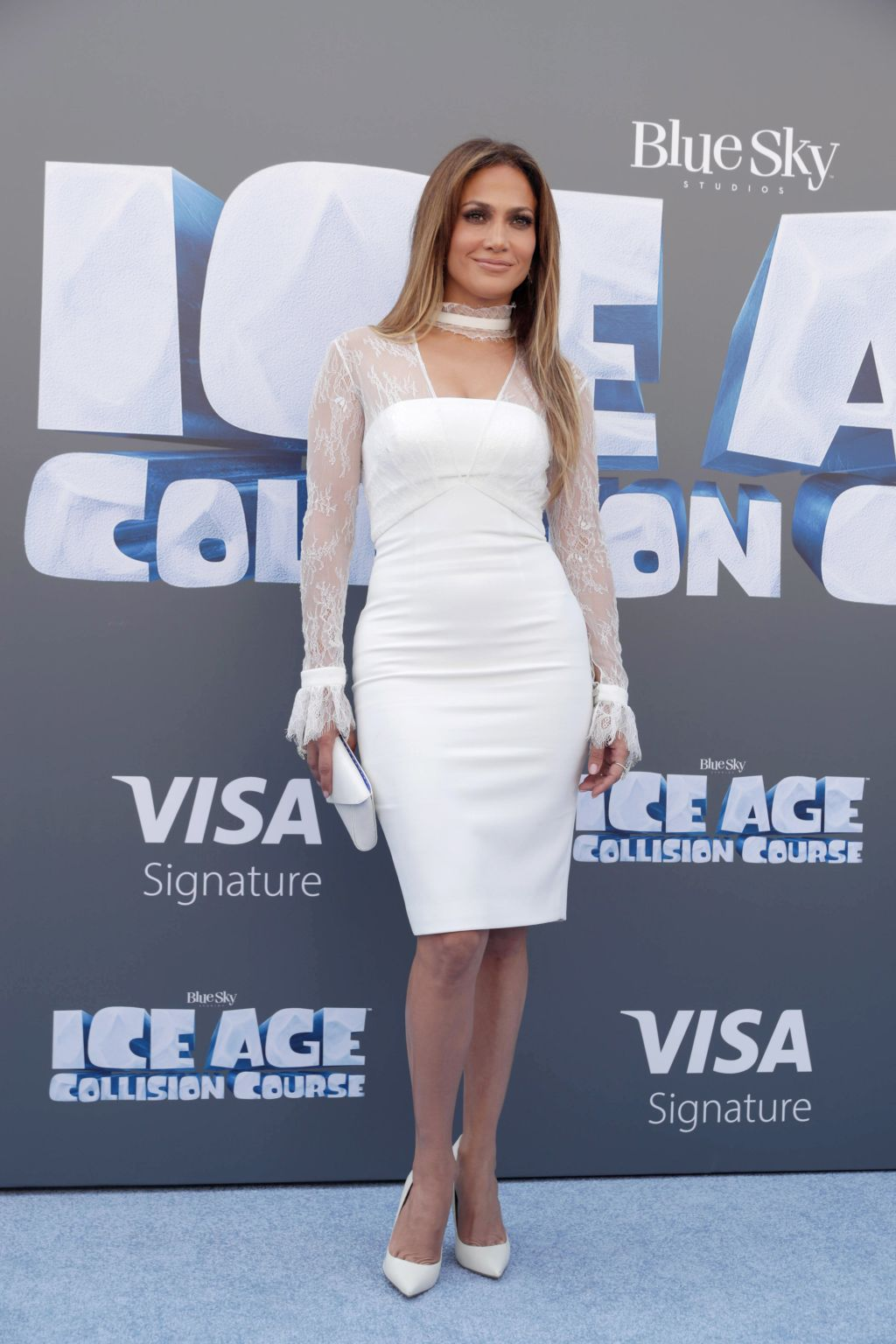 "Jennifer Lopez seen at Twentieth Century Fox ""Ice Age: Collision Course"" Friends and Family Screening at Zanuck Theater on Saturday, July 16, 2016, in Los Angeles. (Photo by Eric Charbonneau/Invision for Twentieth Century Fox/AP Images)"