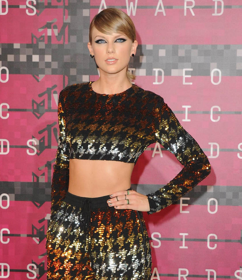 Taylor Swift at the 2015 MTV Video Music Awards