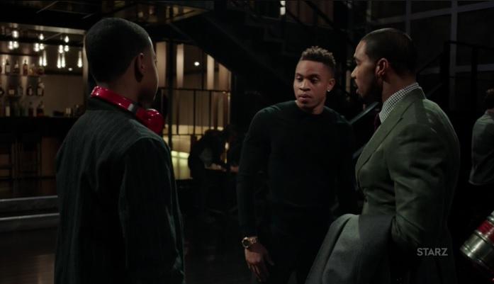 Andre meets Riq Power Season 3, Episode 305