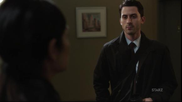 Angela Meets with Greg Power Season 3, Episode 305