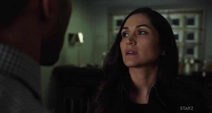 Angela warns Ghost about Ruiz Power Season 3, Episode 305
