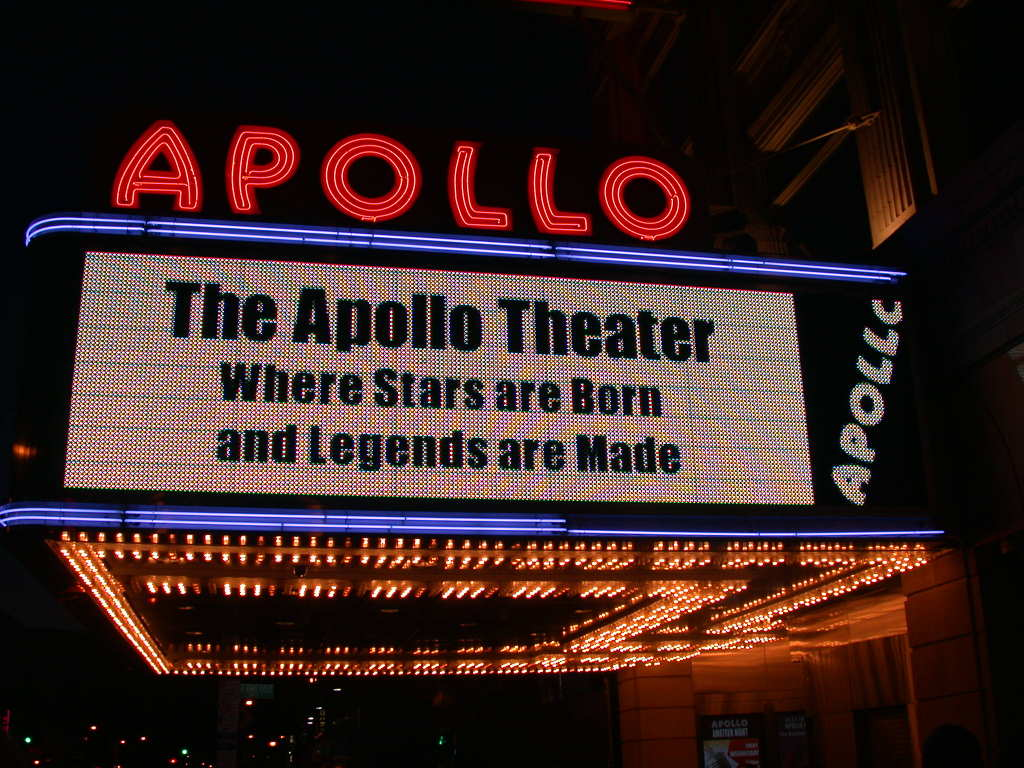 Open Auditions for Showtime At The Apollo in Atlanta, All ...