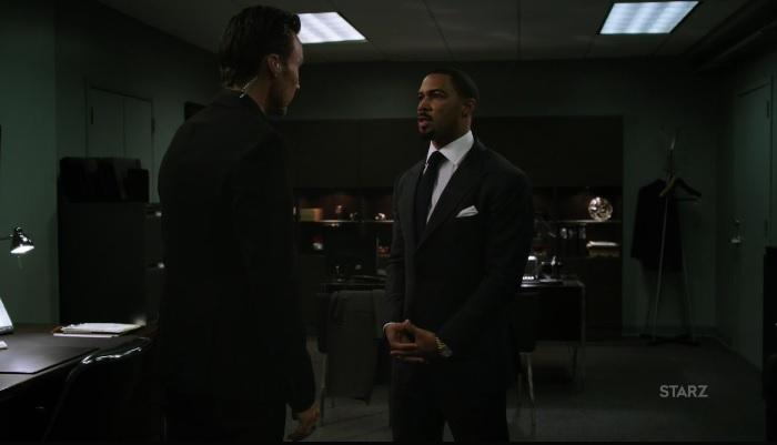 Ghost fires Dean Power Season 3, Episode 306