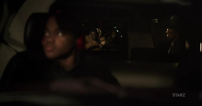 Ghost is in Danger Power Season 3, Episode 305