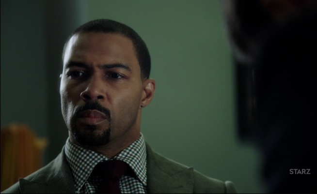 Ghost is mad Angela didn't tell him Power Season 3, Episode 305