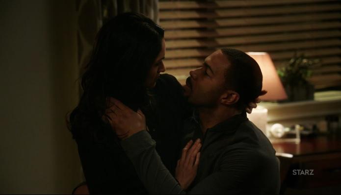 Ghost promising Angela big things Power Season 3, Episode 306