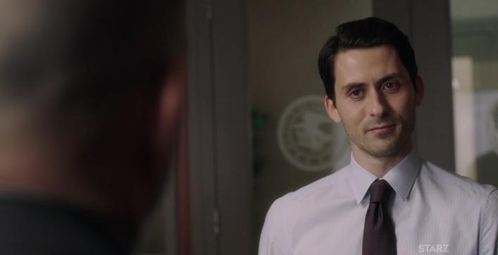 Greg makes a Power move on Ruiz Power Season 3, Episode 305