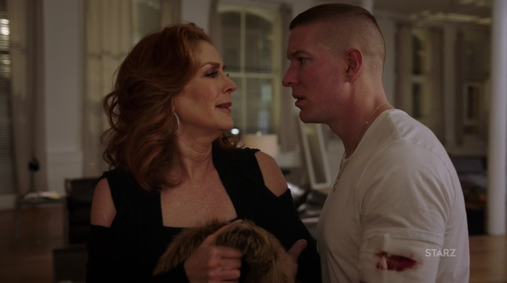 Kate tells Tommy to get rid of Holly Power Season 3, Episode 305